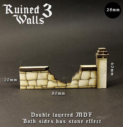 Ruined Walls 3