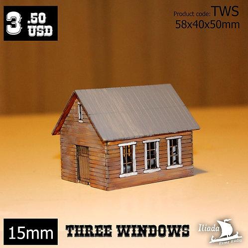 Three Windowed