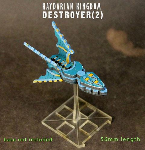 Haydarian Destroyer