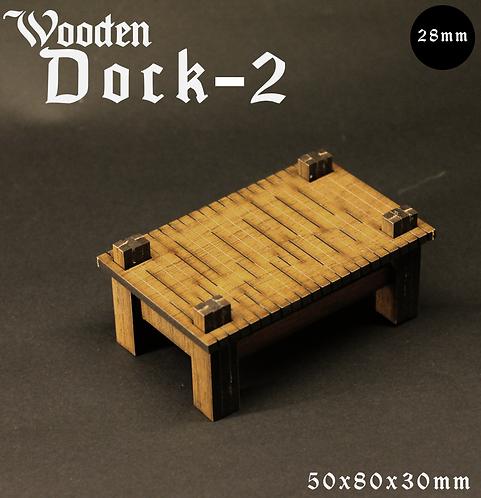 Wooden Dock-2