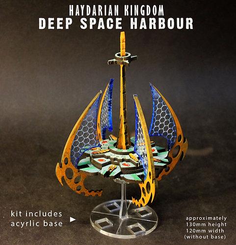 DEEP SPACE HARBOUR