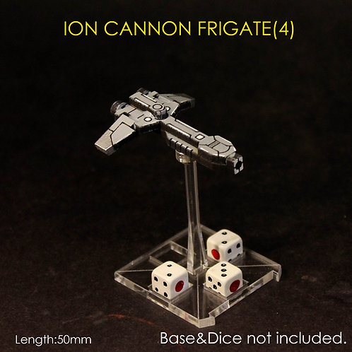 Ion Cannon Frigate