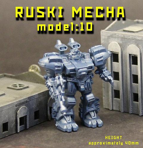 RUSKI MECHA MODEL10