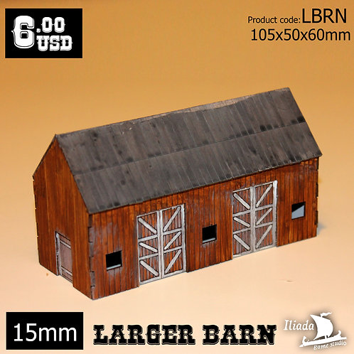 Larger Barn