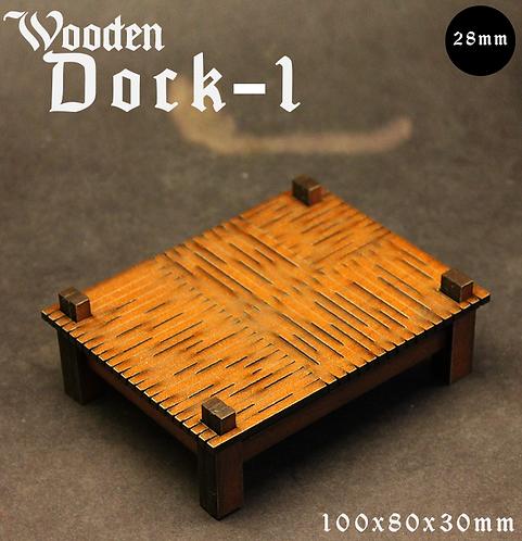Wooden Dock-1