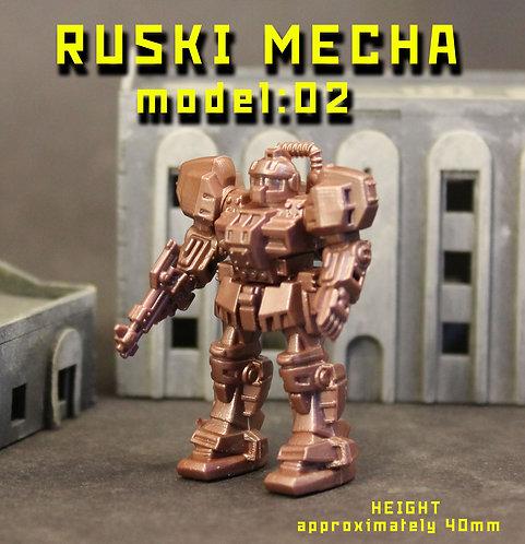 RUSKI MECHA MODEL02