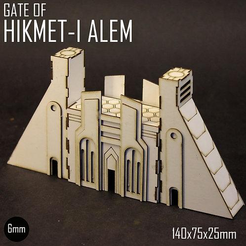 HIKMET-I ALEM