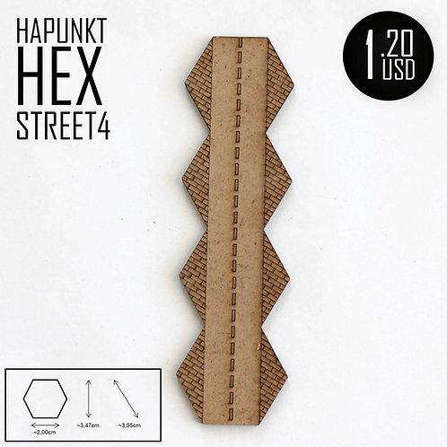 HAPUNKT HEX STREET4