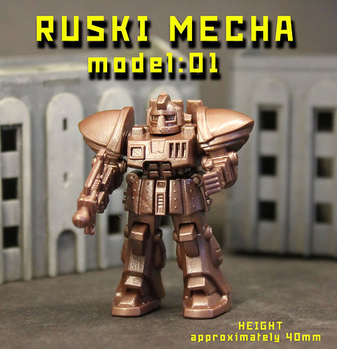 RUSKI MECHA MODEL01