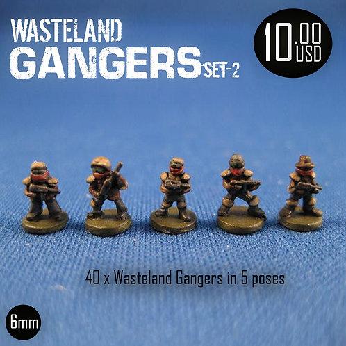 Wasteland Gangers 2