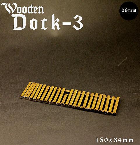 Wooden Dock-3
