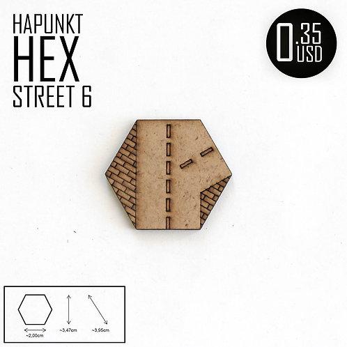 HAPUNKT HEX STREET 6