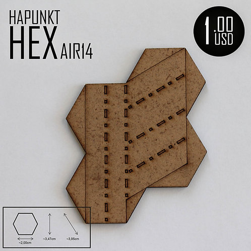 HAPUNKT HEX AIR14