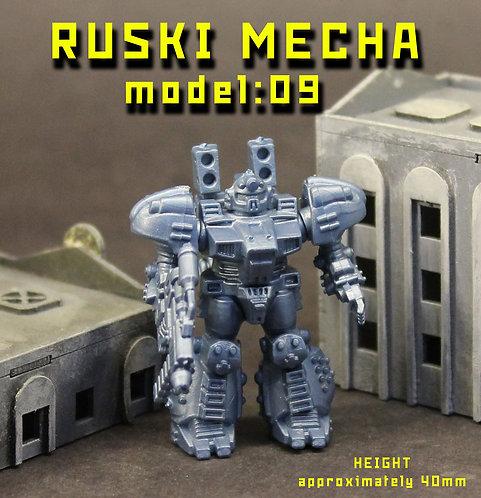 RUSKI MECHA MODEL09