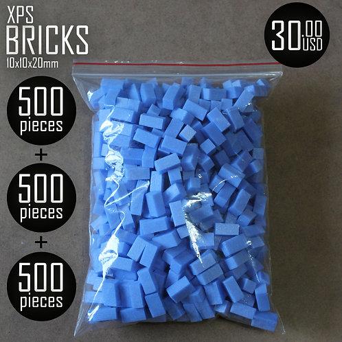 1500BRICKS(10x10x20)