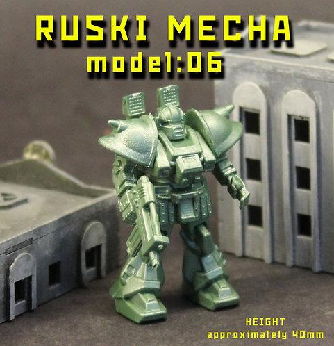 RUSKI MECHA MODEL06