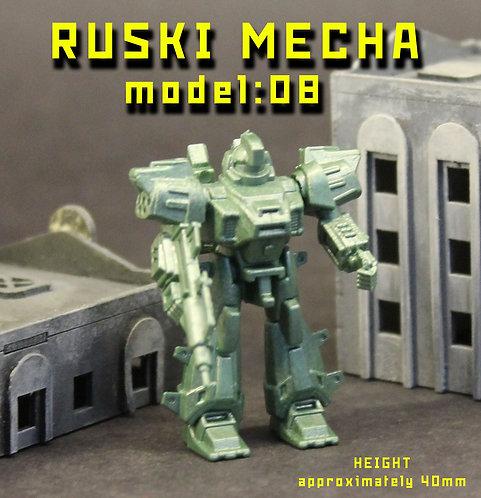 RUSKI MECHA MODEL08