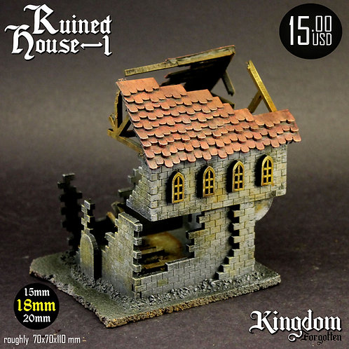 Ruined House-1