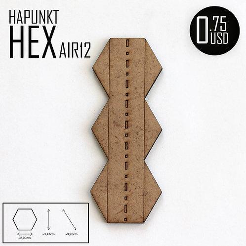 HAPUNKT HEX AIR12
