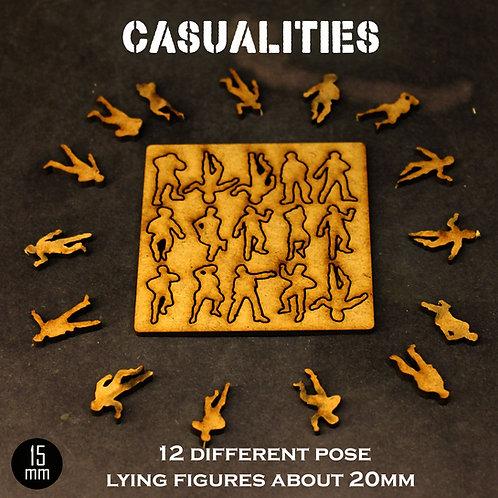 15MM Casualities