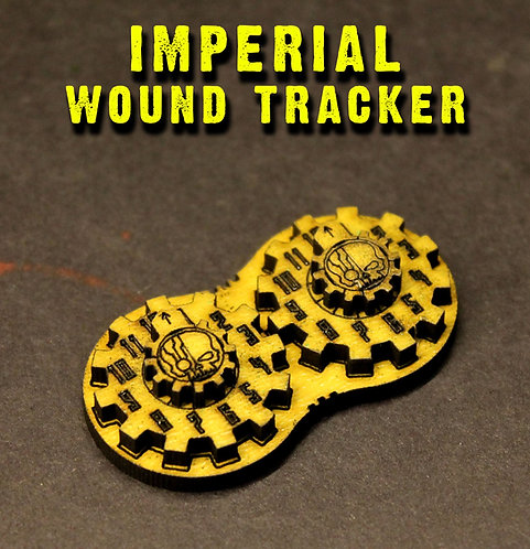 IMPERIAL WOUND COUNTER