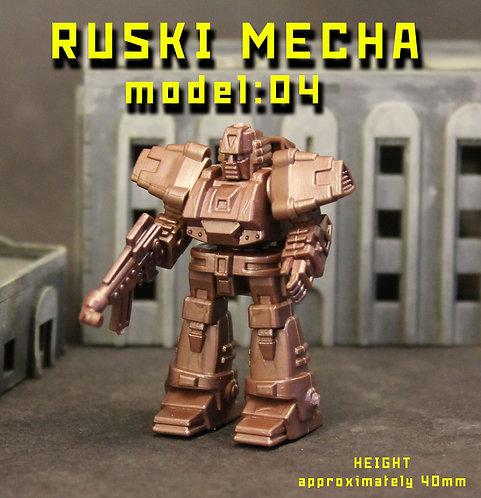 RUSKI MECHA MODEL04