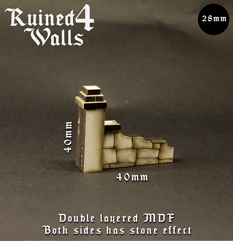 Ruined Walls 4