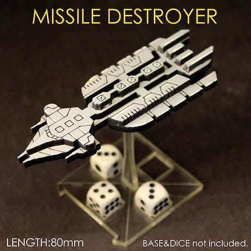MISSILE DESTROYER