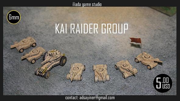 KAI Raider group