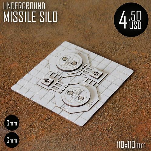 UNDERGROUND MISSILE SILO