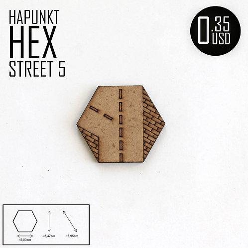 HAPUNKT HEX STREET 5
