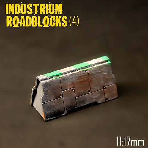 INDUSTRIUM ROADBLOCK