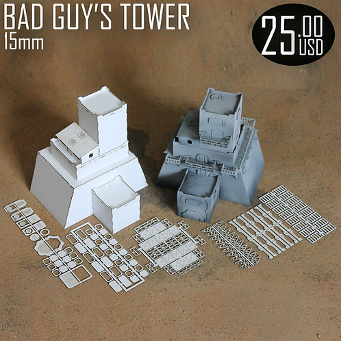 BAD GUY'S TOWER