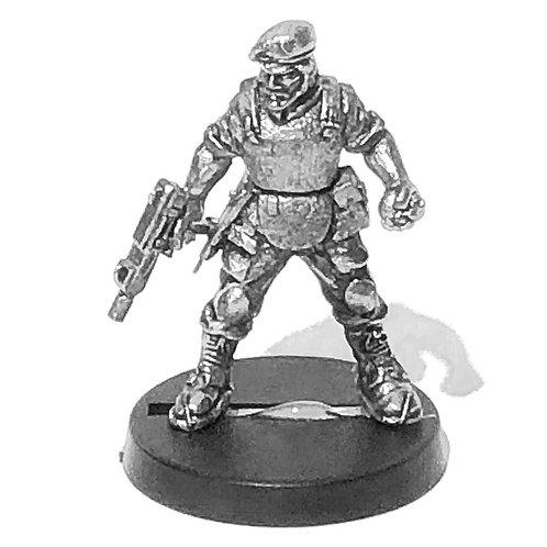 0429 Sub Leader. SMG / Beret / Grenade