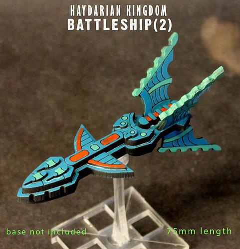 Haydarian Battleship(2)