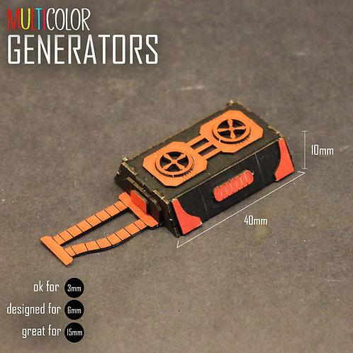 Multicolor Generator