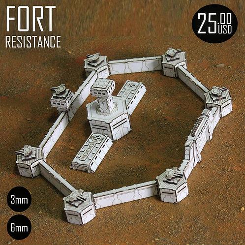 FORT RESISTANCE