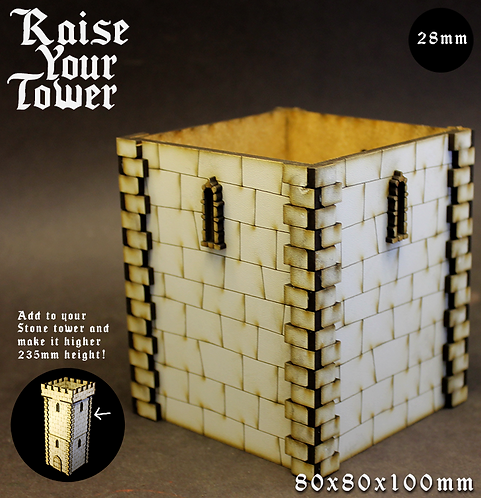 Raise Your Tower