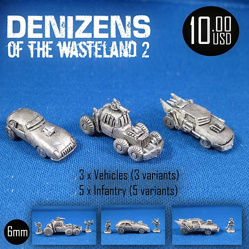 Denizens of the Wasteland