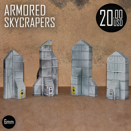 ARMORED SKYCRAPERS