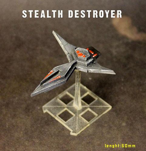 Stealth Destroyer(2)