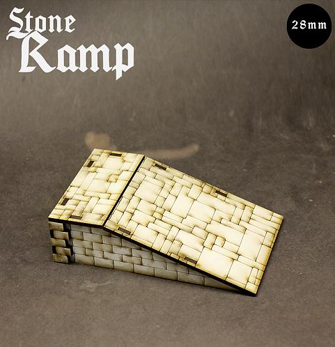 Stone Ramp