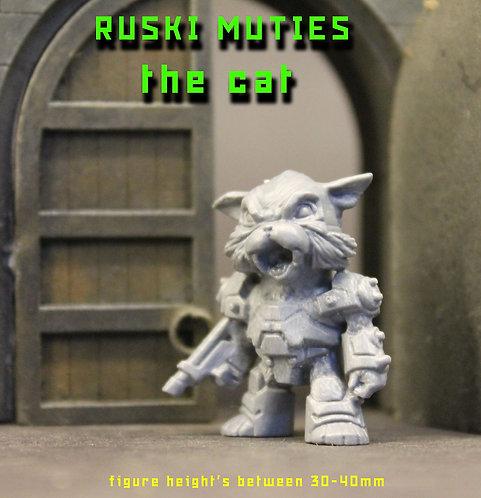 RUSKI MUTIE THE CAT
