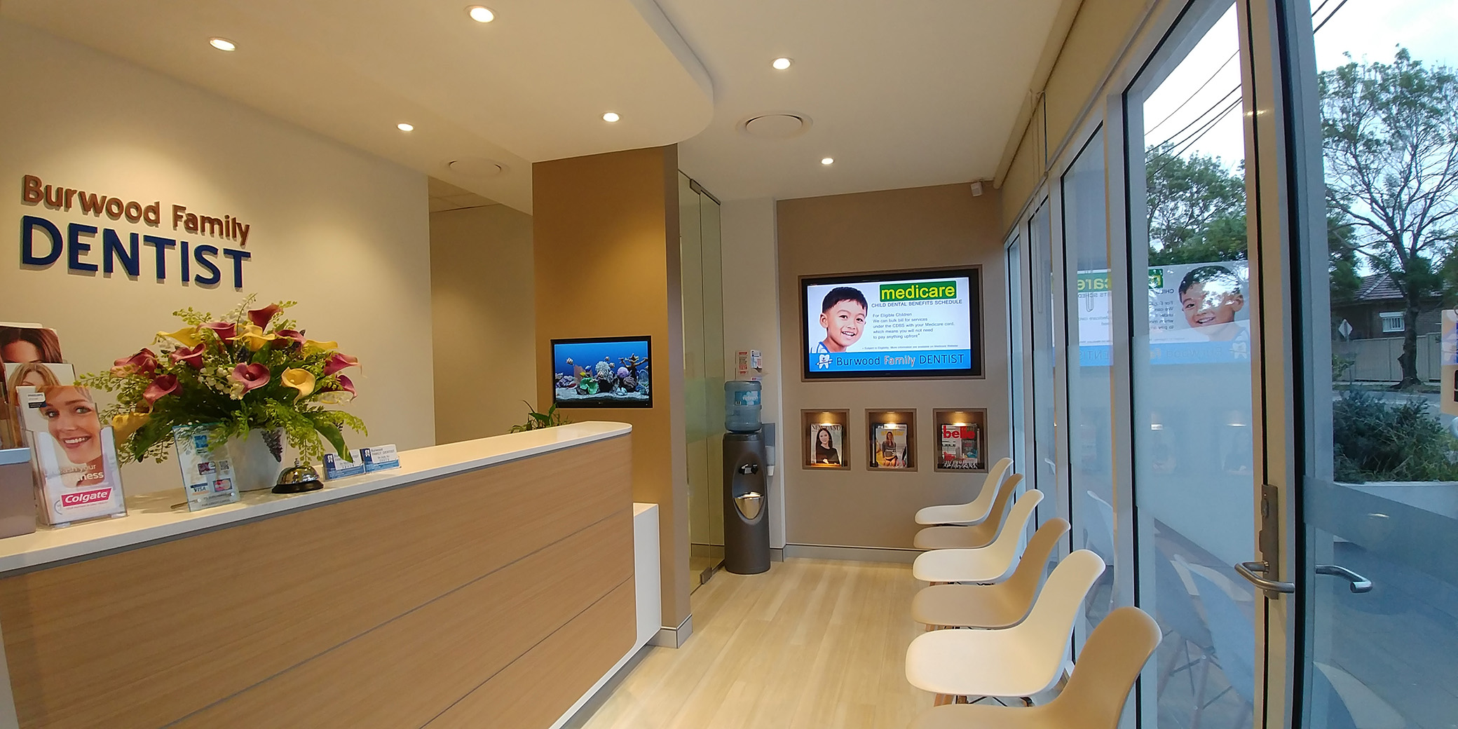 牙科診所 burwood dental