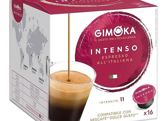 Cápsulas de Café INTENSO Compatible Dolce Gusto*