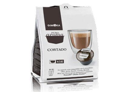 Cápsulas de Café CORTADO Compatible Dolce Gusto*