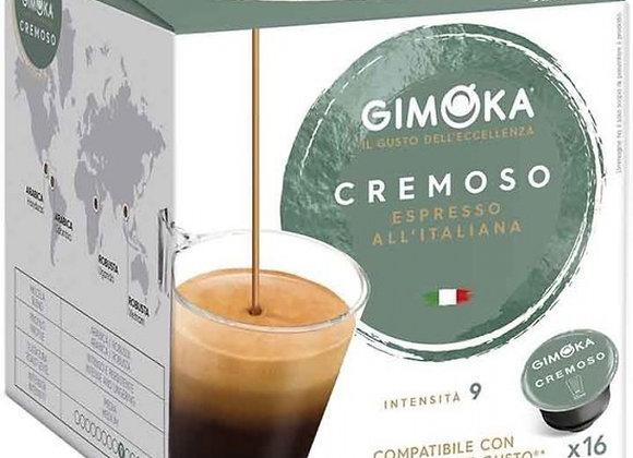 Cápsulas de Café CREMOSO Compatible Dolce Gusto*