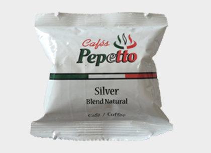 Cápsulas de Café Pepetto Silver