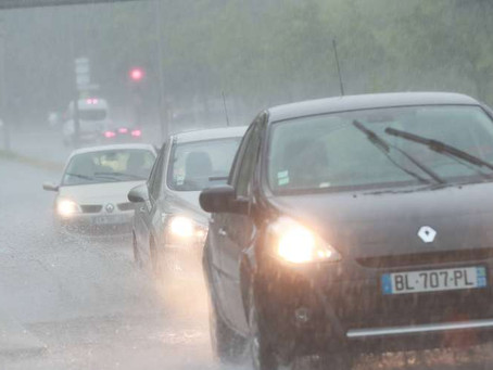 Météo: Mardi 08 août 2017: Orages et fortes pluies, net rafraîchissement pour la suite de la semaine