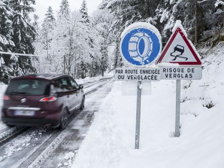 Météo : Un prochain week-end très perturbé et froid avec de la neige à des altitudes de plus en bass